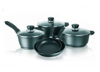 8pc Forged Aluminium  Cookware Set