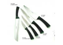 4PCS STAINLESS STEEL KNIFE SET