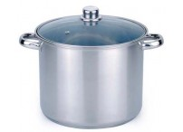 12L Stainless Steel Stock Pot